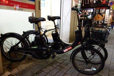 サイクリングホリデー東京 アシスト自転車