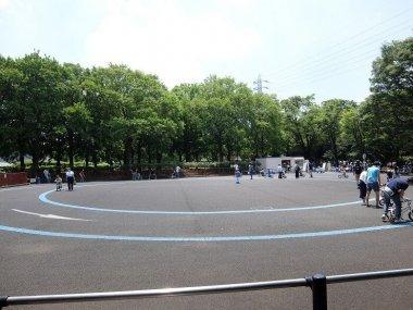 駒沢公園チリリン広場