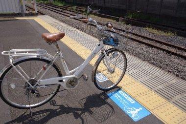 西武鉄道多摩川線サイクルトレイン
