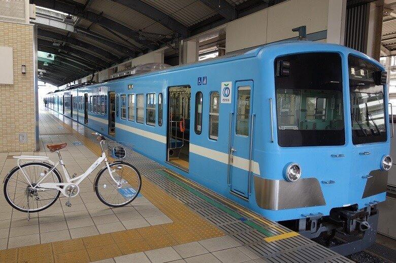 10/1より西武多摩川線サイクルトレインは正式に継続決定!